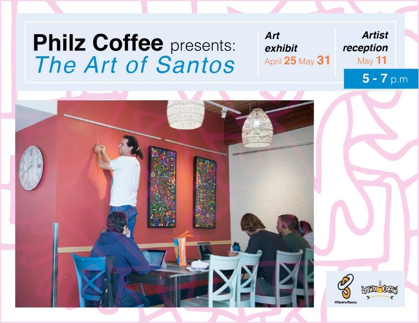 Flyer philz coffee